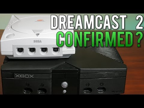 The Original Xbox is the Sega Dreamcast 2 ?  | MVG