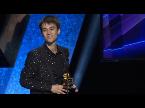 Jacob Collier Grammy Acceptance Speeches (2020)