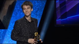 Jacob Collier Grammy Acceptance Speeches (2020)