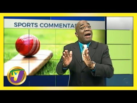 TVJ Sports Commentary | Restart of Cricket in Jamaica