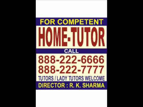 Home Tutor in Delhi,Gurgaon,Noida,Faridabad
