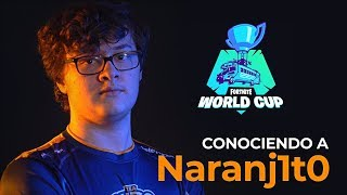 CONOCE A NARANJ1T0 #TQFortnite | Team Queso
