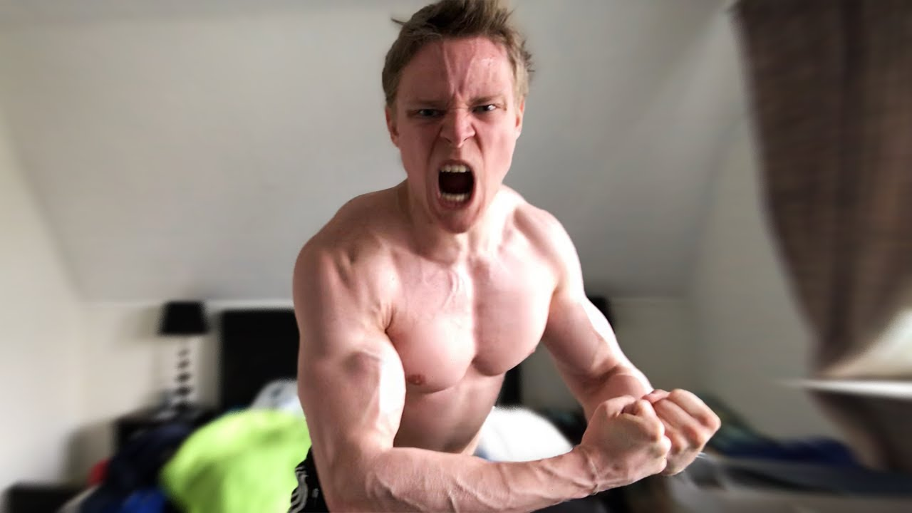 Teen Goes Super Saiyan! Way Too Much Pre-workout! BACK & LEG DAY (EXTREME  PUMP) - YouTube