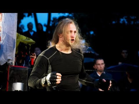 Spartacus 120kg vs King of Wrestling, MMA Fight !!!!