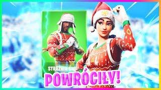 CHRISTMAS SKINS HAVE RETURNED! -Fortnite Battle Royale