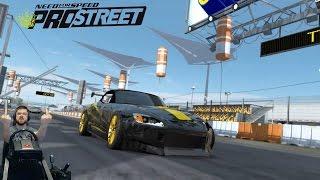 Суперсхватка - Соний + Honda S2000 vs Руди Чен + Porsche 911 Turbo Need for Speed: ProStreet