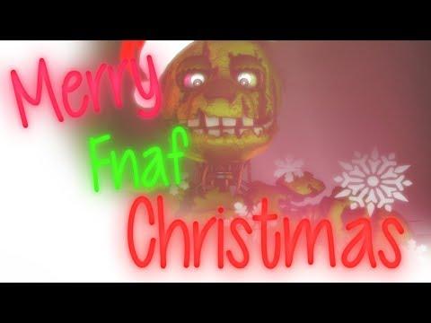 [SFM FNaF] Merry FNaF Christmas : By JT Machinima