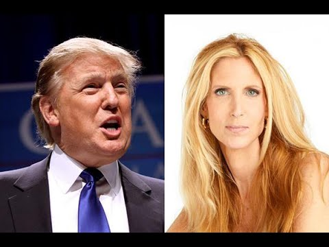 PJTV Exclusive: Does Ann Coulter Still Support Donald Trump for President?