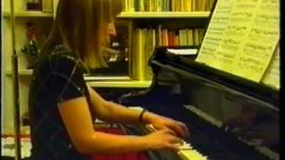 J.S. Bach - Italian Concerto in F major BWV 971 - I and II mov.
