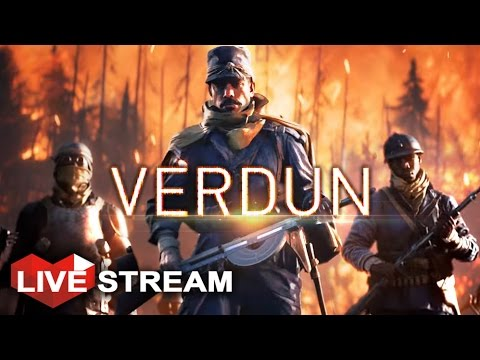 Battlefield 1: Battle of Verdun, French Operation | They Sha