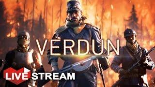 Battlefield 1: Battle of Verdun, French Operation | They Shall Not Pass DLC