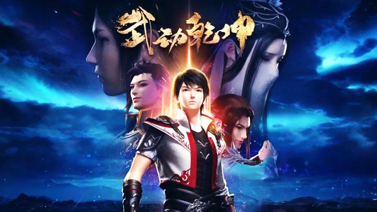 Download Martial Universe (Wu Dong Qian Kun) Season 2 Full Episode English Subbed