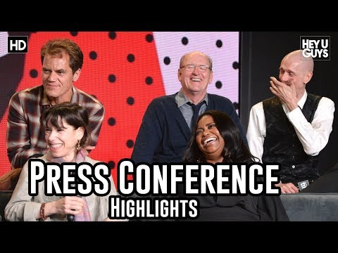 The Shape Of Water Press Conference Highlights | Guillermo Del Toro, Sally Hawkins, Michale Shannon