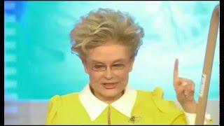 Медицинские кровати в передаче 'Жить здорово' на 1 канале ТВ