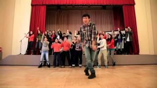 ������� �� �������� ������ �������. Pharrell Williams - Happy We Are From Yakutia.