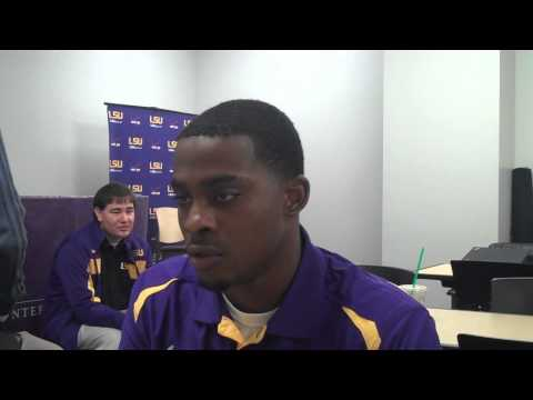 Anthony Hickey says LSU needs a road win against Georgia