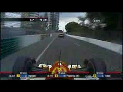 Champ Car - Surfers Paradise - Onboard with Bourdais