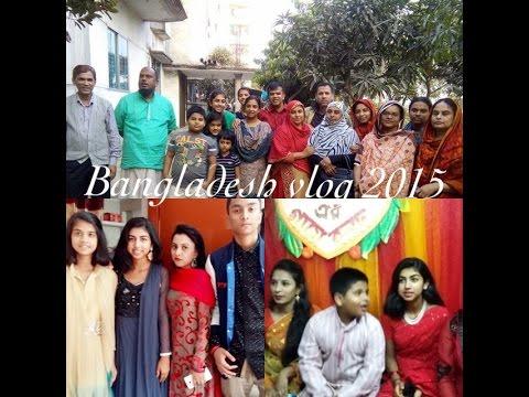 Travel Vlog // Bangladesh 2015