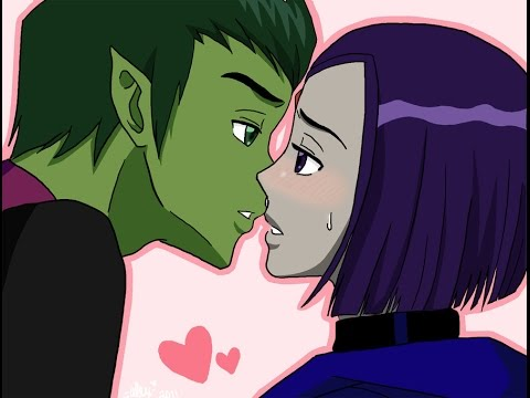 Raven x Best Boy � [TeenTitans] - YouTube