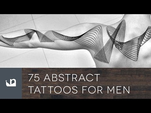 75 Abstract Tattoos For Men