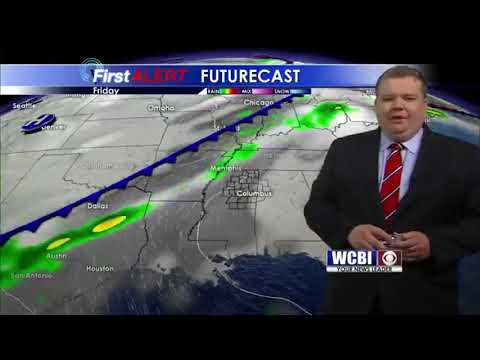 Weather Outlook 05/02/18 - YouTube