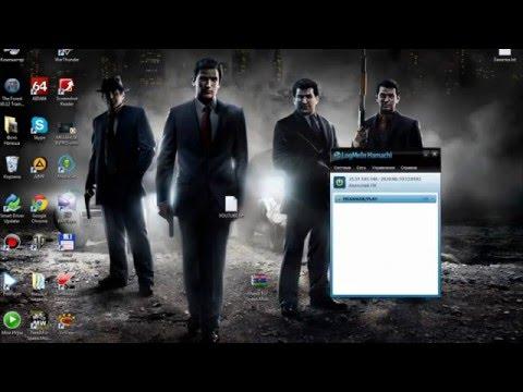 NFS Most Wanted игра по сети через Hamachi