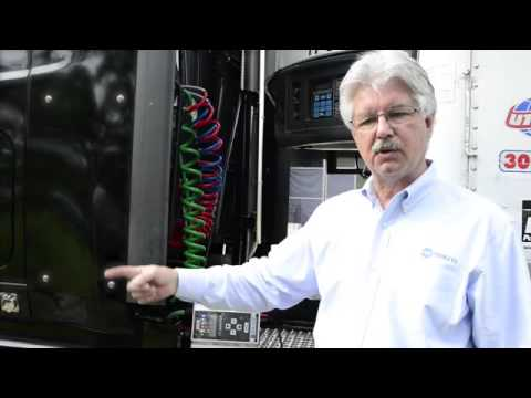 7-way power testing everything electrical on a truck trailer