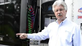 7-way power testing everything electrical on a truck trailer - Unravel Travel TV