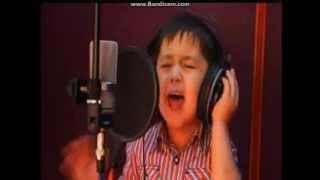 4 year old uzbek boy singing on farsi cover daler nazarov chaki chaki boroni bahor