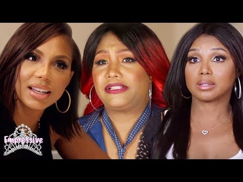 Tension between the Braxton sisters rises | Will their reality show last?