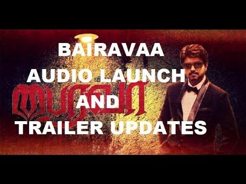 Illayathalapathy Vijay's Bairavaa Audio...