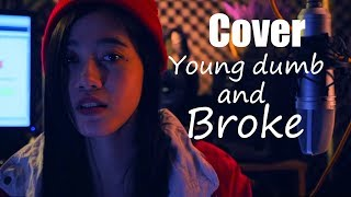Khalid - Young dumb and broke |Cover| by Ema