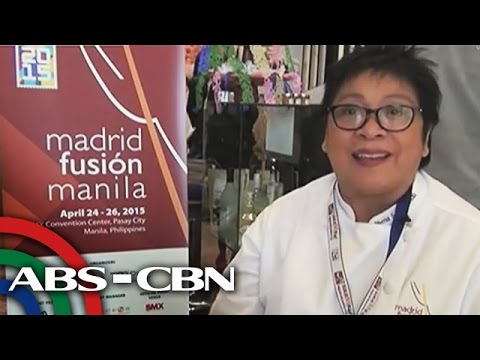 Manila to host 2015 Madrid Fusion