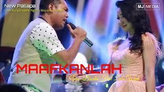 Download lagu MAAFKANLAH Brodin Feat Lala Widi New Pallapa Live Kunjorowesi Ngoro Mojokerto 2018 MP3