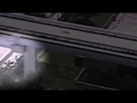 Miami Zombie Attack Man Eats Face Zoomed in CCTV YouTube
