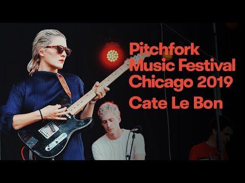 Cate Le Bon - Full Set | Pitchfork Music Festival 2019