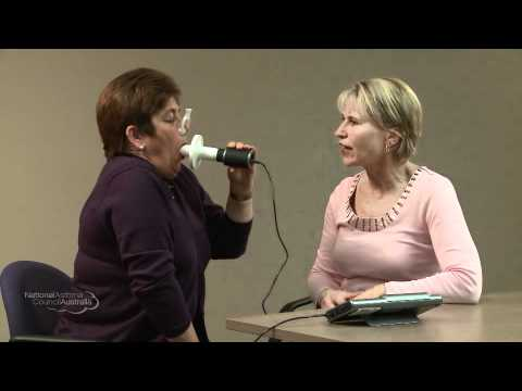 Performing Spirometry In Primary Care