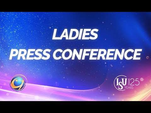 Senior Ladies Free Skating Press Conference- ISU GPF 2017