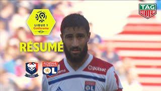 SM Caen - Olympique Lyonnais ( 2-2 ) - Résumé - (SMC - OL) / 2018-19