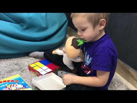 Кубики Никитина (Сложи узор)Доступная развивающая игра для детей от 2-х до 8 лет.