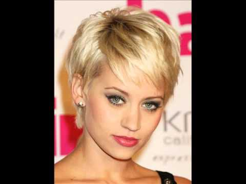 Short Hairstyles For Women Over 60 Years Old With Fine Hair Styles