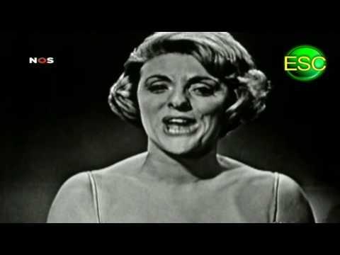 ESC 1963 02 - Netherlands - Annie Palmen - Een Speeldoos