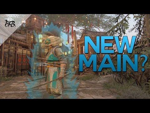 For Honor - MY NEW MAIN? (Aramusha Gameplay)