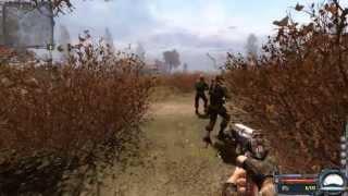 видео прохождение S.t.a.l.k.e.r Call of Pripyat   (Сталкер Зов Припяти ) ЧАСТЬ 1