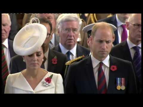 Passchendaele 100th Anniversary - Menin Gate Ceremony