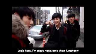 BTS-Graduation Song Parody (Jungkook,Jimin,JHope)