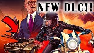*NEW DLC RELEASE* GTA 5 Arena Wars Update