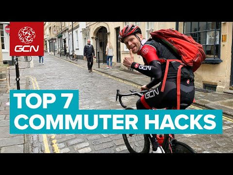 7 Hacks To Make Commuting By Bike Work For You | Cycle Commuting Made Easy
