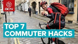 7 Hacks To Make Commuting By Bike Work For You   Cycle Commuting Made Easy