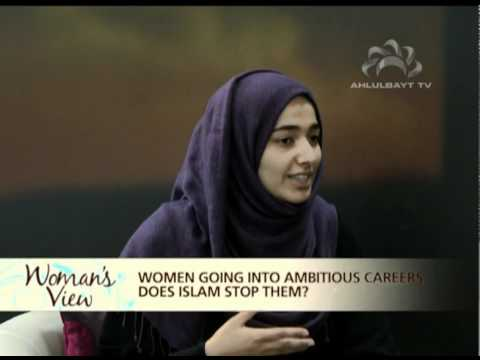 Women going into ambitious careers PT1 - Fatima AlKhuzaei &